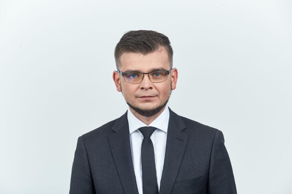 Paweł Giersz z kancelarii KTW.Legal Płonka Medaj Sobota Radcowie Prawni