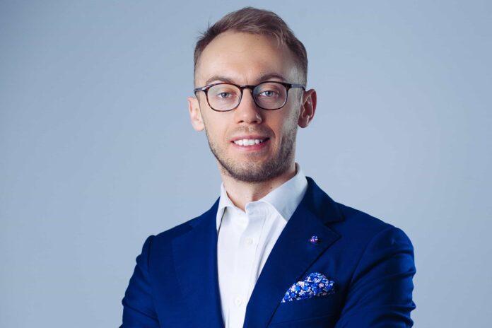 Jarosław Straś, radca prawny z kancelarii itB Legal